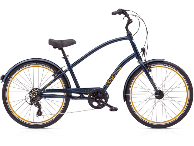 """Electra Townie 7D EQ 26"""" Homme, oxford blue"""